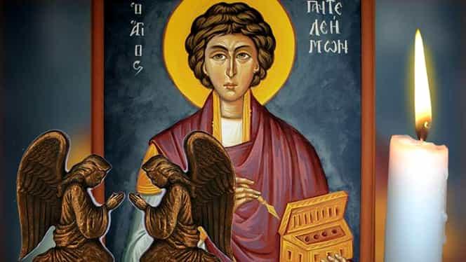 Calendar ortodox 27 iulie: Sfântul Pantelimon. Ce nu este bine să faci în această zi de sărbătoare