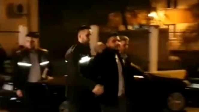 Băiatul lui Sile Cămătaru, prins după o urmărire în trafic. Poliţiştii au tras focuri de armă. Era căutat din octombrie, după ce a înjunghiat un tânăr în Timișoara
