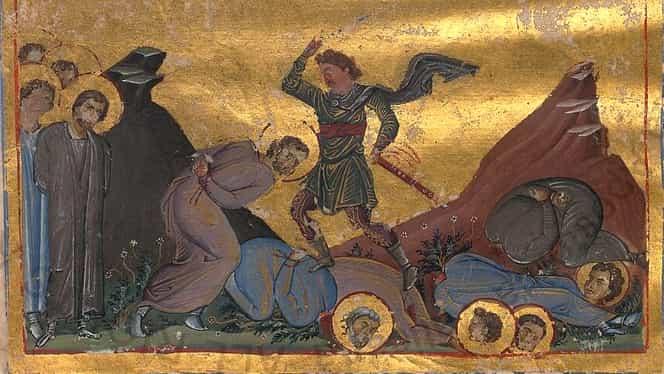 Calendar ortodox 3 septembrie. Este prăznuit Sfântul Mucenic Antim