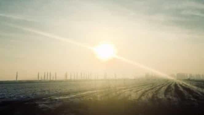 Prognoza meteo 31 ianuarie. Vremea se răceşte uşor