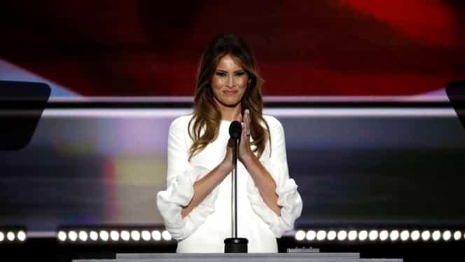 Melania Trump, acuzată de plagiat. Soţia miliardarului a copiat un discurs susţinut de Michelle Obama în urmă cu opt ani