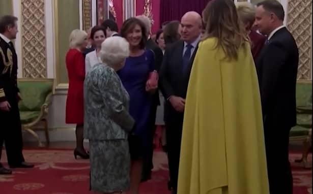 Carmen Iohannis, discuție cu Regina Elisabeta a II-a! Carmen Iohannis, Regina