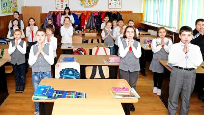 Părinții și copiii trebuie să afle asta: ce se întâmplă cu ora de religie în școlile din România