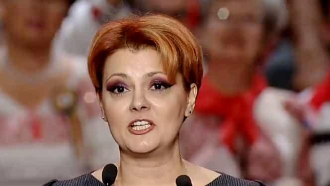 """Lia Olguța Vasilescu, un nou atac la adresa miniștrilor din Guvernul Orban: """"Ce obsedați penibili"""""""