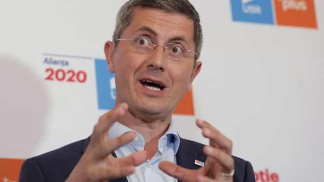 """Dan Barna cere alegeri anticipate după votul de la moțiune: """"E o criză politică"""""""