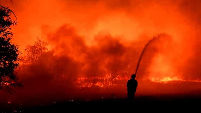 Cartierul miliardarilor, cuprins de flăcări! Mii de persoane au fost evacuate de autorităţi!