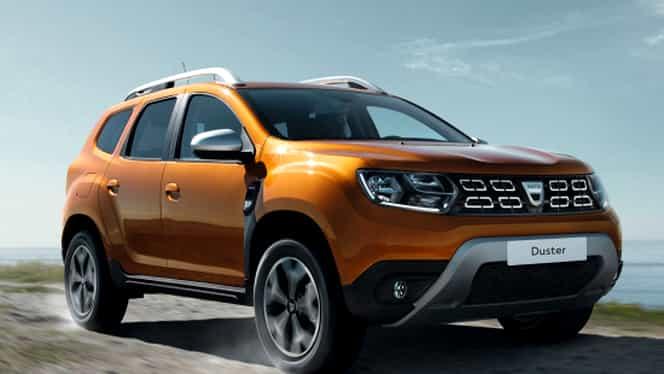 GALERIA FOTO. Noua Dacia Duster poate depăşi 20 de mii de euro! Vezi preţul modelului de bază!