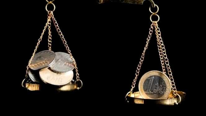 Curs valutar BNR azi, 10 septembrie 2018. Euro e la putere!