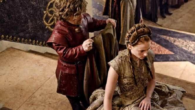 Sansa din Game of Thrones s-a măritat în mare secret în Las Vegas. Cine este misteriosul soț