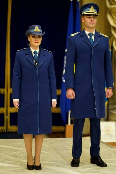 Noile propuneri de uniforme pentru militarii români: FOTO și VIDEO