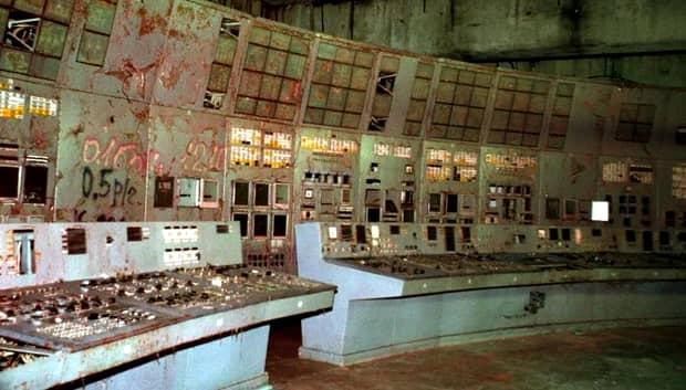 Centrul de control al Reactorului 4 de la Chernobîl a fost deschis turiștilor pentru prima oară în istorie!