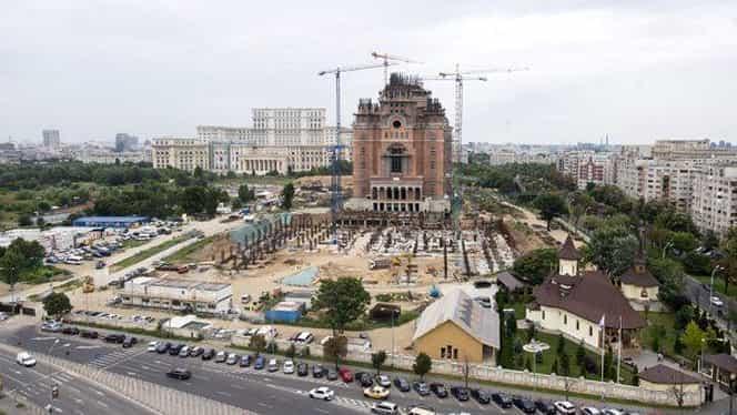 Primăria Capitalei intenționează să mai aloce 10 milioane de lei pentru Catedrala Neamului