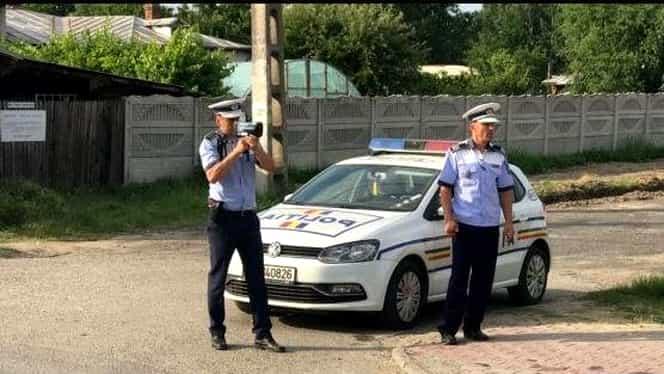 """""""Schumacher de Bistrița"""": Un șofer a fot prins de radar cu o viteză record de 4 ori mai mare decât cea legală!"""