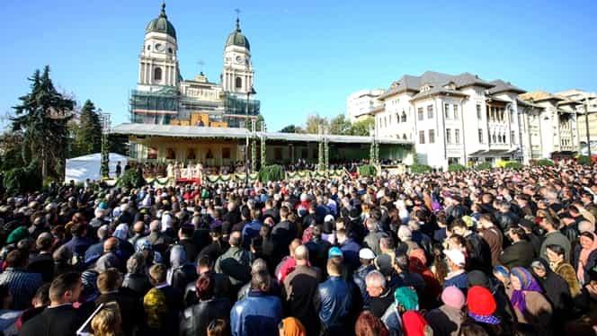 Doctorii au intervenit în mai multe situaţii la Iaşi, printre pelerinii de la Sfânta Parascheva