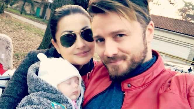Motivul pentru care Gabriela Cristea şi Tavi Clonda au amânat botezul micuţei Victoria