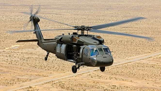 A murit șeful armatei din Taiwan! Acesta s-a prăbușit cu un elicopter Black Hawk