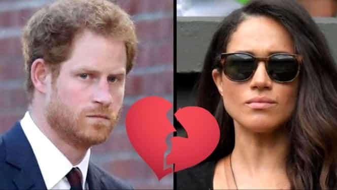 Prințul Harry și Meghan Markle s-au despărțit?! Meghan a plecat de acasă