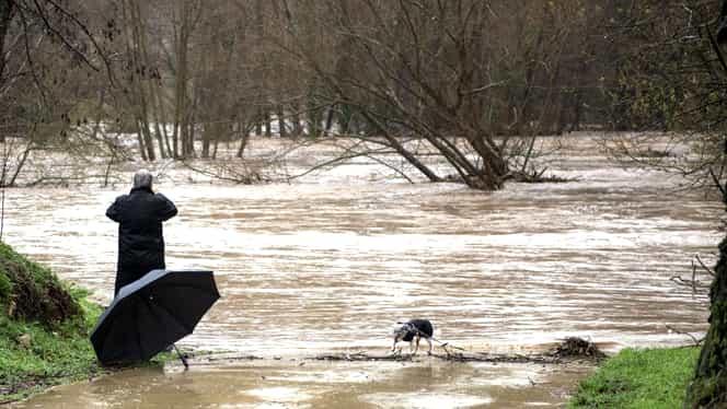 Furtuna Gloria a făcut prăpăd în Spania! Zece persoane și-au pierdut viața. Alertă și în Franța