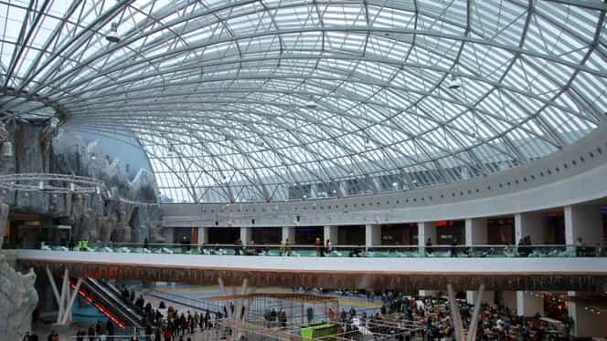 Program magazine de Crăciun: Afi Cotroceni, singurul mall deschis în ziua de Crăciun! Ce program are