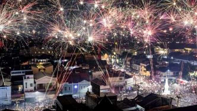 Cum va fi vremea în noaptea de Revelion 2019! Meteorologii au revizuit prognoza pentru următoarele zile