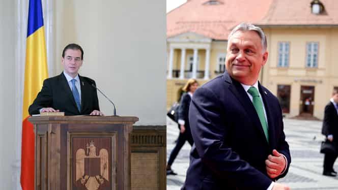 """Viktor Orban, scrisoare pentru Ludovic Orban după ce a devenit premier: """"Ungaria e pregătită să coopereze"""""""