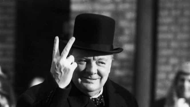 Citatul Zilei, 5 octombrie 2019! Winston Churchill te învață că nu trebuie să te dai niciodată bătut!