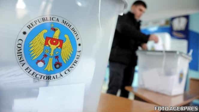 Alegeri locale în Moldova. Prezența la vot, rezultate. Află primele exit-poll-uri