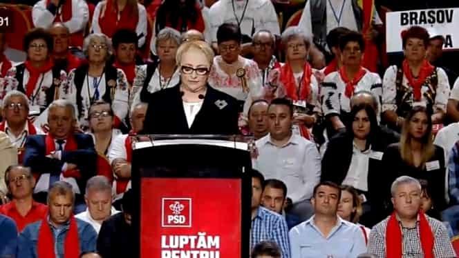 OFICIAL! A început campania electorală! Viorica Dăncilă și-a relansat candidatura la alegerile prezidențiale