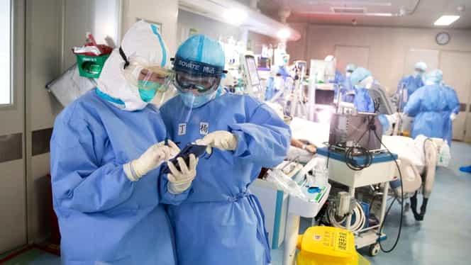 Care este evoluția pe zile a pacienților diagnosticați cu coronavirus! Rezultatele unui studiu al universității din Wuhan