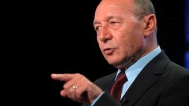 """Europarlamentarul Traian Băsescu nu vrea ca UE să fie mediator între SUA și Iran! """"Parcă zilele astea toți am luat-o razna"""""""