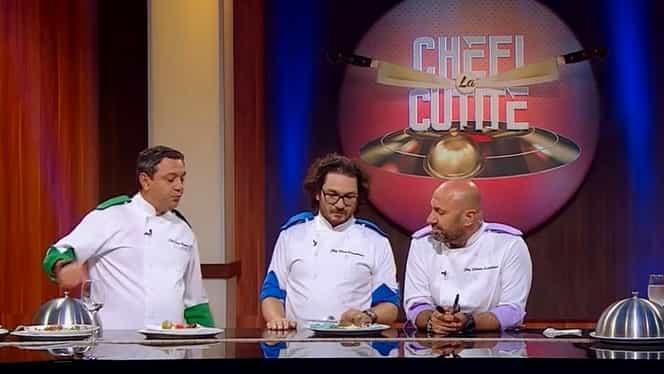 Azi, marea finală Chefi la cuţite, sezonul 7. Câştigătorul ia 30.000 de euro
