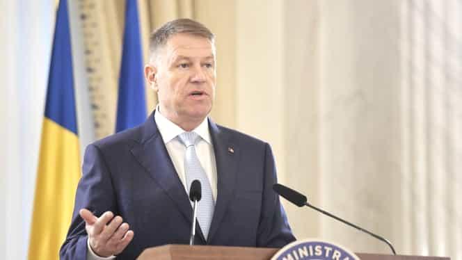 """Mesaj ferm al președintelui Klaus Iohannis despre PNDL! """"Risipa banilor publici trebuie stopată definitiv"""""""