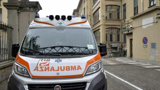 """Ce spune un ambulanțier român din Italia despre coronavirus. """"Nu știu cum o să se termine. Au trimis pacienții cu tramvaiul, cu taxiul"""""""