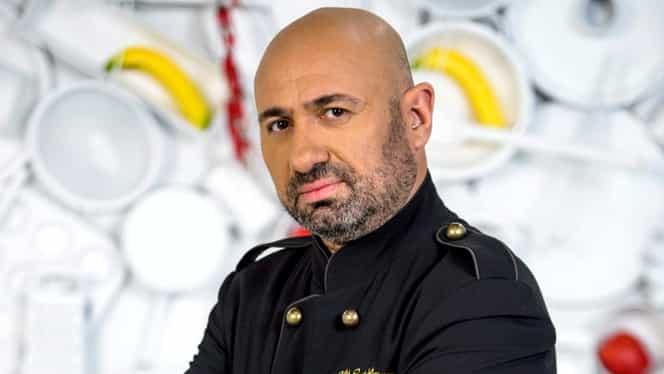 """Chef Cătălin Scărlătescu vrea să devină model: """"Îl conving pe Cătălin Botezatu"""""""
