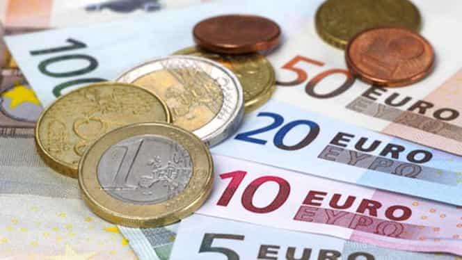 Curs valutar BNR azi, 22 februarie. Ce se întâmplă cu euro și dolarul american