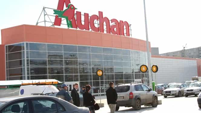Programul Auchan de Revelion. Orarul pentru 31 decembrie 2018, 1 și 2 ianuarie 2019