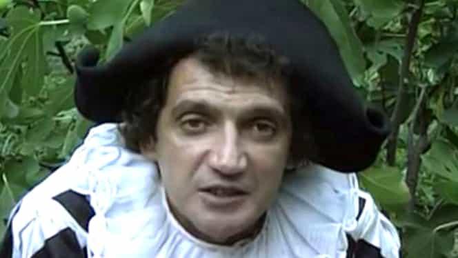 Vă mai amintiţi de Arlechino? Cum arată Mihai Gruia Sandu la 61 de ani?