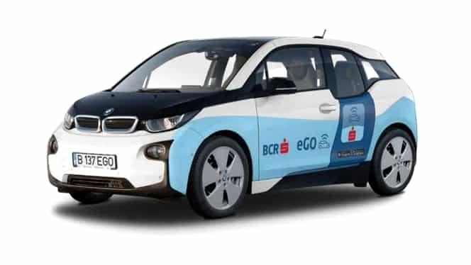 Una dintre companiile ilegale ale Primăriei București a cumpărat mașini electrice în valoarea de peste 500.000 de euro