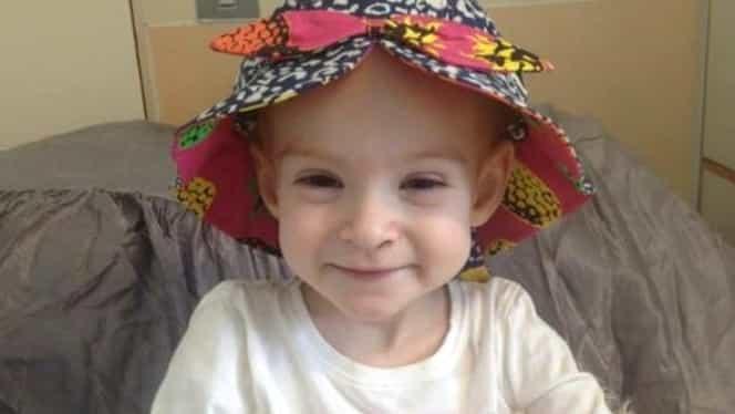 Fetița de 4 ani, care a primit doar 4% șanse să supraviețuiască unei forme agresive de cancer, a bătut definitiv boala