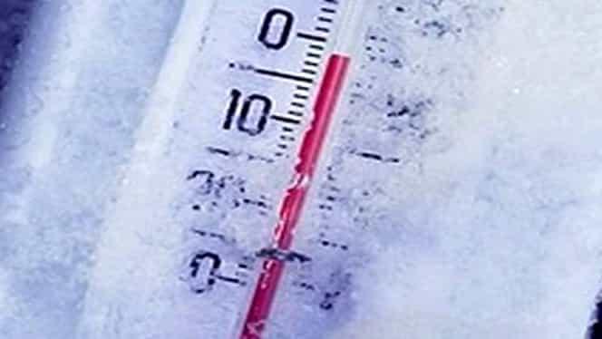 Prognoză meteo săptămâna 4-10 februarie. Temperaturile scad în a doua perioadă a intervalului