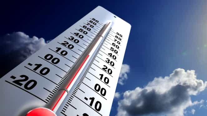 Prognoza meteo pentru următoarele zile. Ne aşteptăm la temperaturi de primăvară