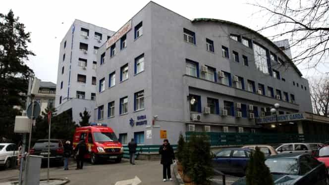 Pacienta care a luat foc pe masa de operație la Spitalul Floreasca a murit