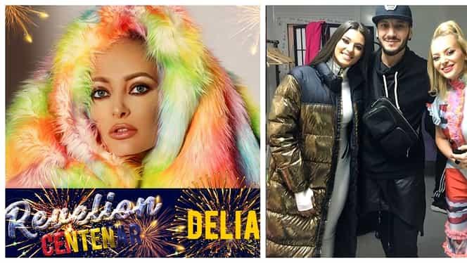 Delia a pregătit o surpriză uriașă la concertul din Piața Constituției! Ce s-a întâmplat înainte de 12 noaptea