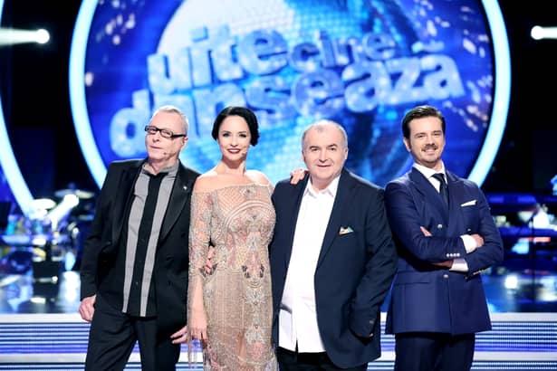 """Andreea Marin și Iulia Vântur au câteva lucruri în comun, în afara rochiei perdea. Prima a fost măritată cu Ștefan Bănică jr, iar cea de-a doua l-a avut partener de prezentare la """"Dansez pentru tine"""". Amândouă au avut emisiuni cu audiență mare pe mână și amândouă au fost, una pe post de gazdă, cealaltă ca jurat, parte dintr-un show de dans televizat la PRO TV. Mai nou, și stilul pare să le unească. În plus de asta, ambele sunt îndrăgostite lulea!"""