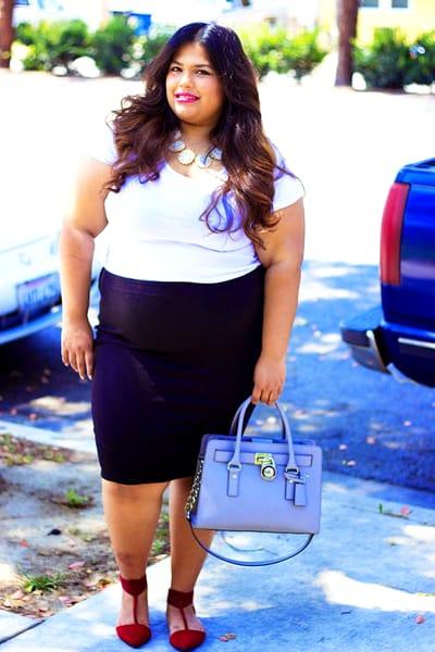 Ashley Alexiss, modelul XXL care arată superb, deşi are o grămadă de kilograme în plus