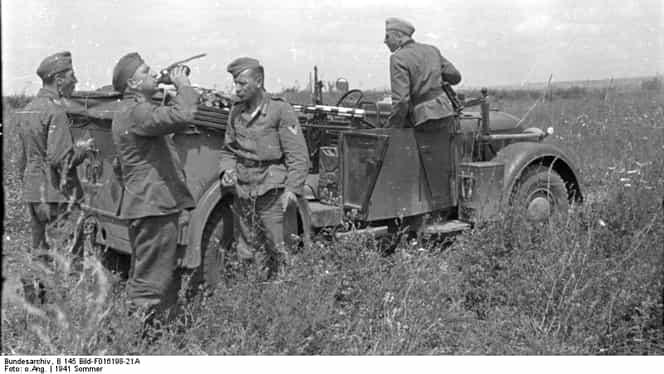 5 decembrie 1941, Marea Britanie declară război României!