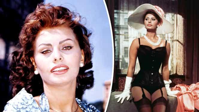 Cum arată Sophia Loren la 84 de ani! I-a lăsat mască pe toți la ultima apariție în public!