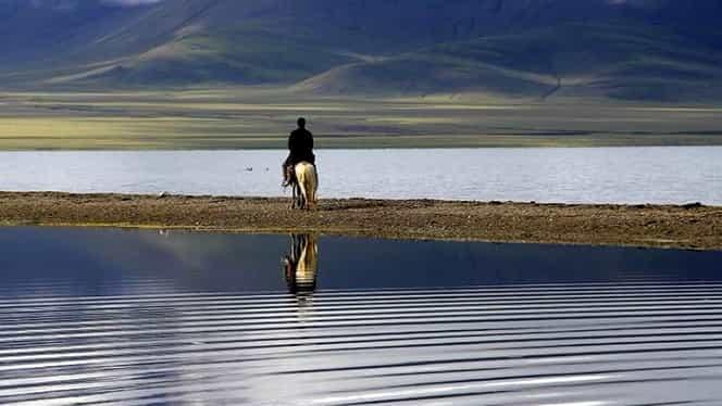 FOTO. Cele patru lacuri sfinte, oglinda spiritualităţii tibetane