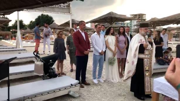 De ce a apărut Vladimir Drăghia cu ochii vineți, la propria nuntă