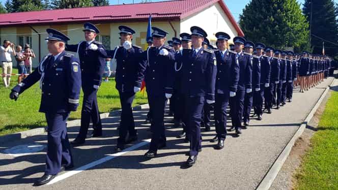 Școala de poliție de la Câmpina. Ce trebuie să știi înainte să te înscrii